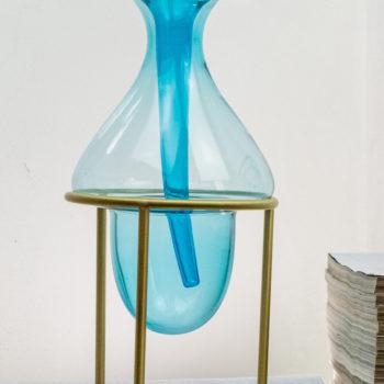 vaso acqua marina