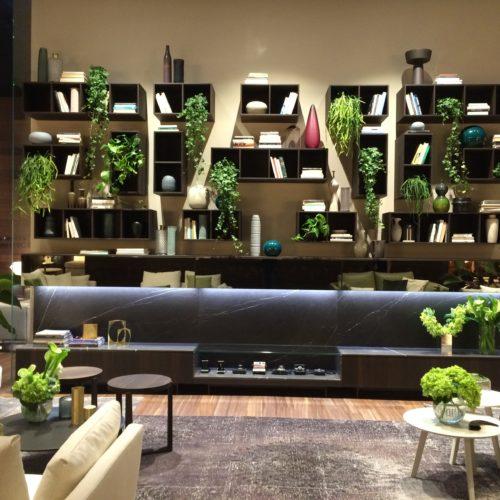 Stand realizzato per il Salone del Mobile di Milano 2017