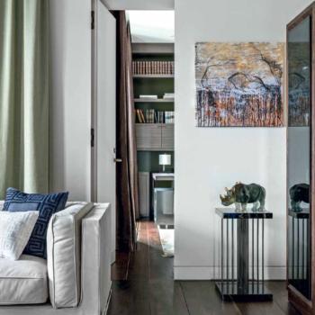 Styling residenza Mosca - Studio Woodstone