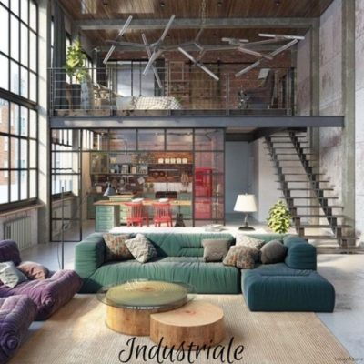 STYLE INDUSTRIALE